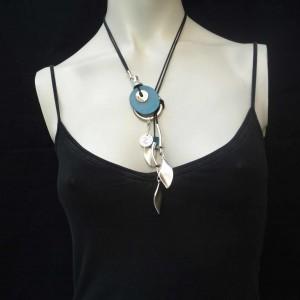 collier-multifonction-ivoire-vegetal-Lapis-lazuli1